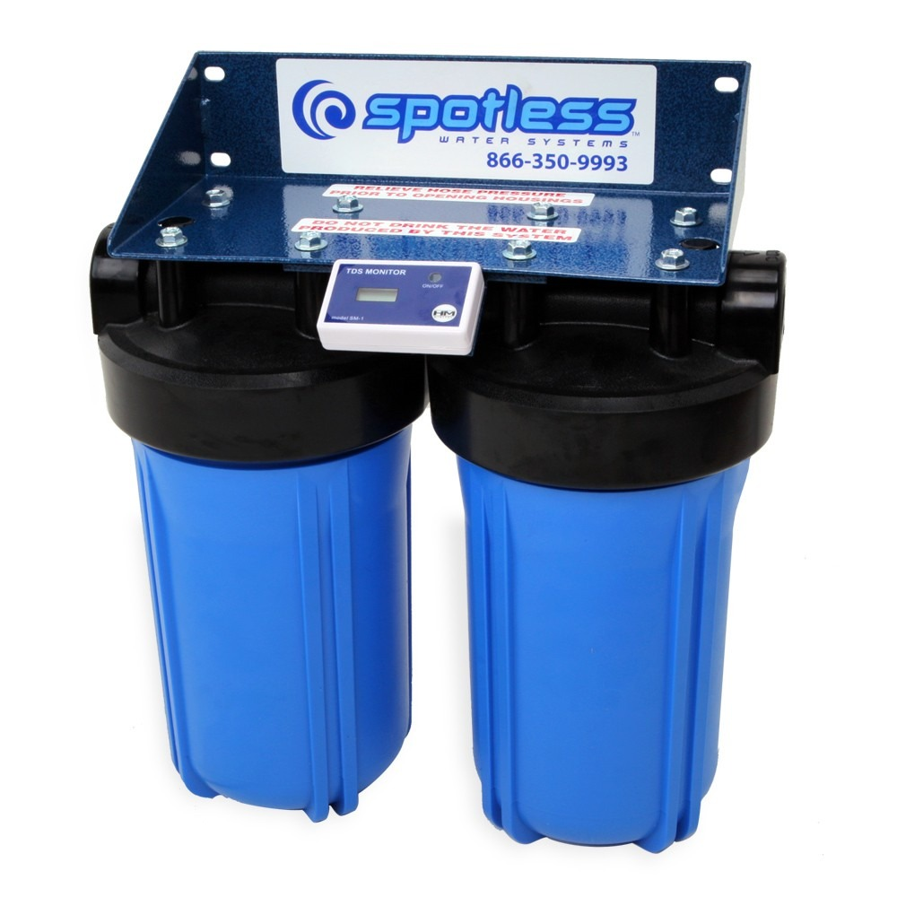 Portable Spotless Water Filtration System Amp Auto Detailing