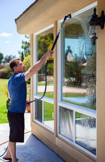 Deionized Window Washing Equipment Amp Tool Crspotless Com