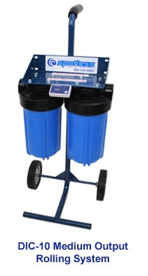 DIC-10 Medium Output De-Ionized Water Rolling System
