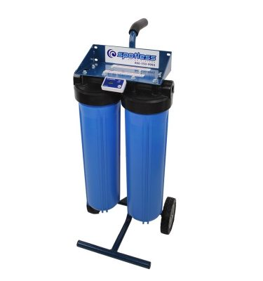 DIC-20 High Output Deionized Water Rolling System - CR Spotless Water Systems