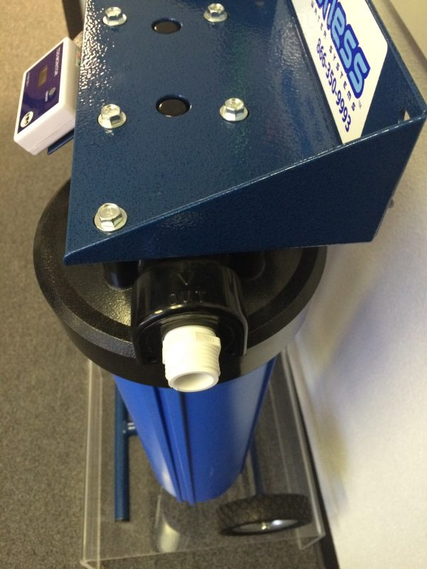 Deionized Water Rolling System - CR Spotless Water Systems