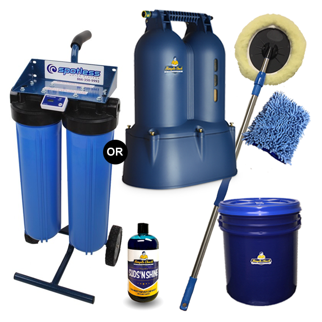 CR Spotless Water - Basic RV Package