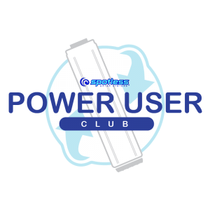 CR Spotless Power User Club
