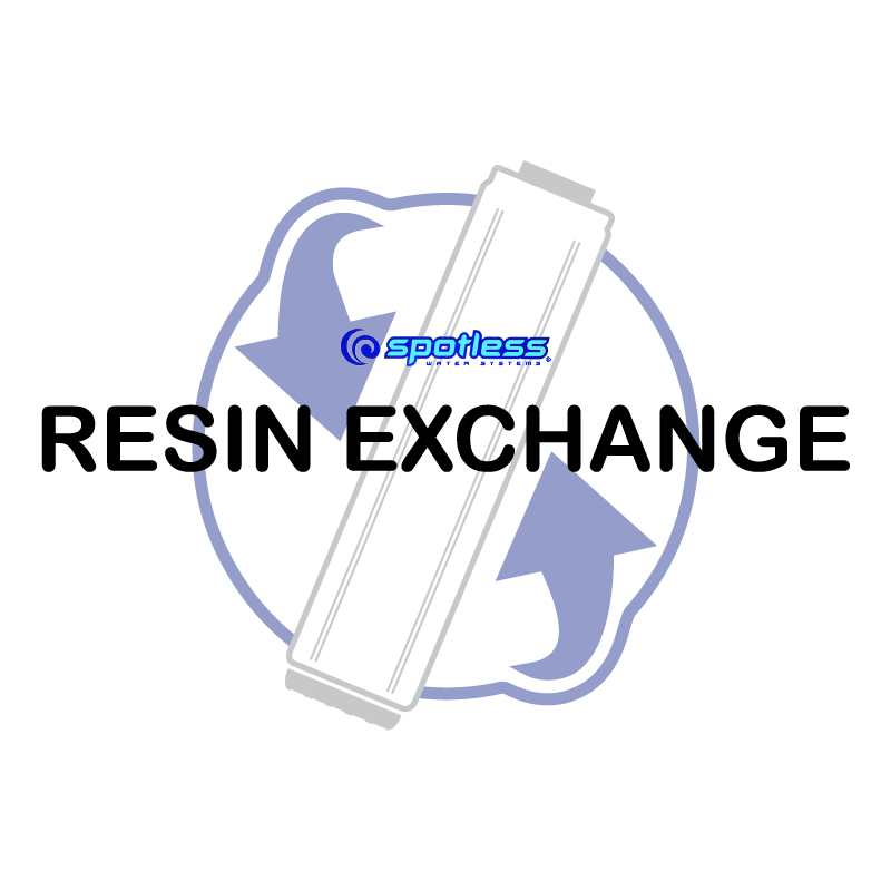 Spotless Water Systems - Resin Exchange
