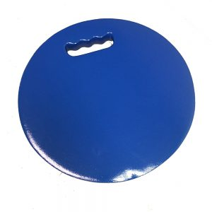 12″ Round Bucket Seat Cushion- CR Spotless Water